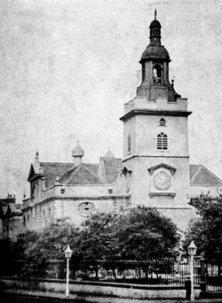 Church of St Mary Matfelon aka Whitechapel