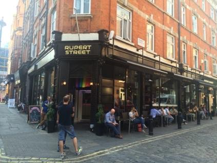 Ruper street bar