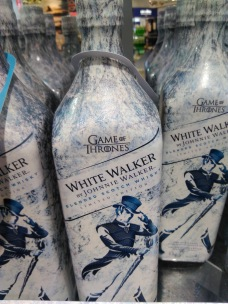 White Walker, Game of Thrones Whiskey, Gatwick