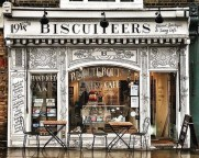 Biscuiteers Boutique & Cafe, Notting Hill