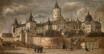 Tre Kronor Castle (1661)