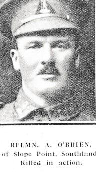A J O'Brien