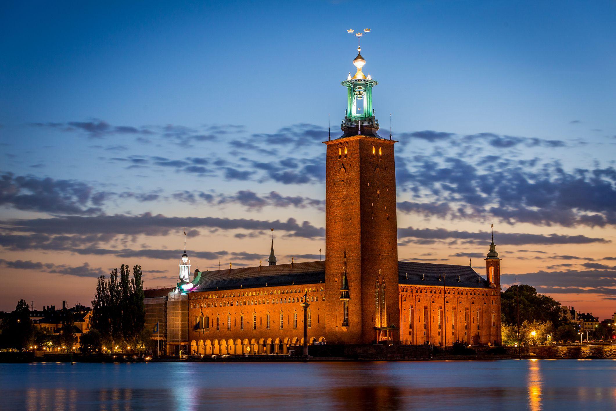 Stadshus - Stockholm Town Hall