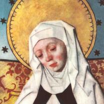 Saint Birgitta (1303-1370)