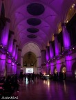Nordic museum in Kulternattens purple