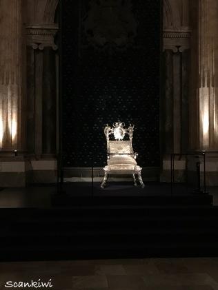 Silver Throne (1650)