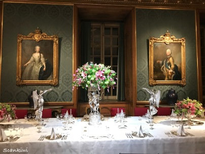 Queen Louisa Ulrika's Dining Room, Bernadotte Apartments