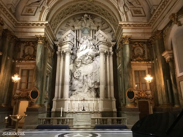 Royal Chapel, Stockholm Palace