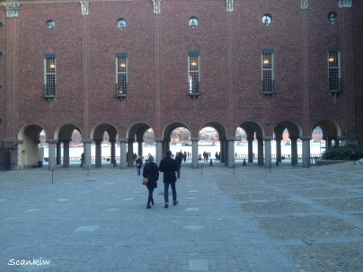 Courtyard, Stockholm Town Hall