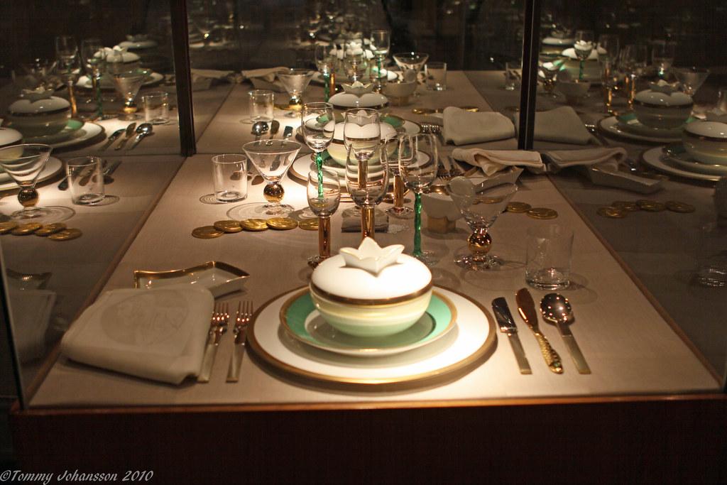 Nobel Dinner Service