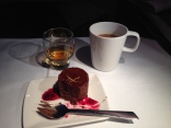 4 course dinner - dessert, coffee and avec
