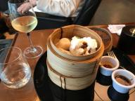 Dim Sum - London Heathrow Cathay Business Class Lounge Terminal 3