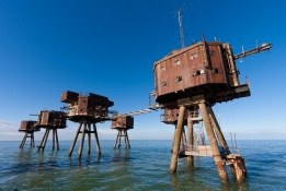 Red Sands Fort, Thames Estuary
