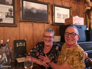Ron & Sue, Dunedin