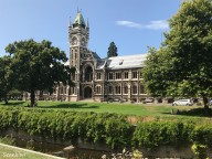 Otago University - Clock Tower & Registry