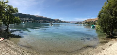 Queenstown, Kelvin Heights & Franton Arm of Lake Wakatipu
