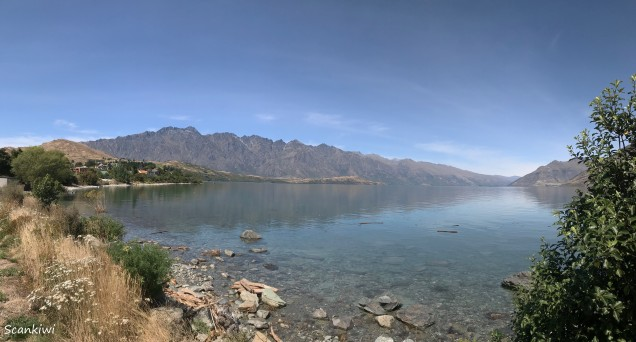 Queenstown, Kelvin Heights, Remarkables & Lake Wakatipu