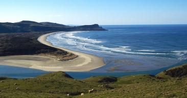 Victory Beach; Otago Peninsula